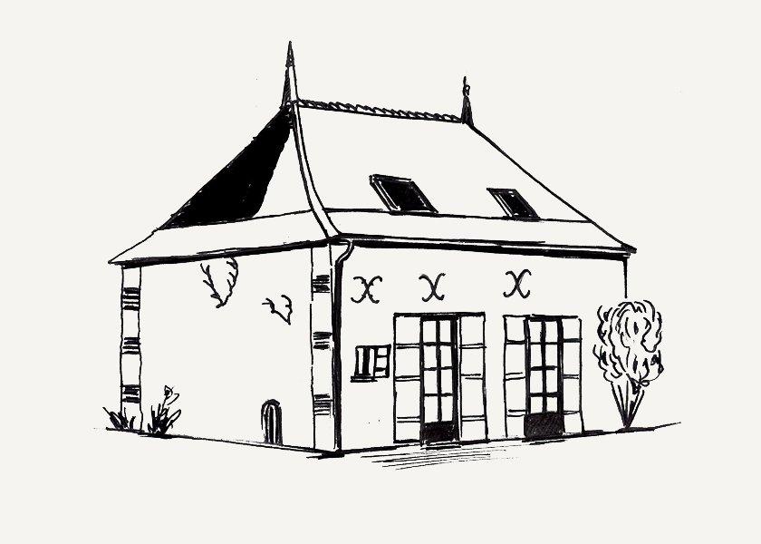 Dessin de la Maison d'Annie