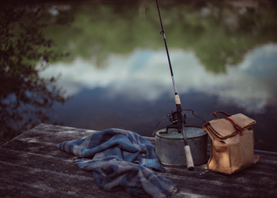 Pêche au Domaine